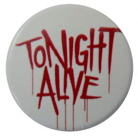 Tonight Alive - 'Logo' Button Badge